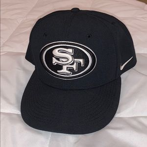 Super Rare Nike 49ers Hat